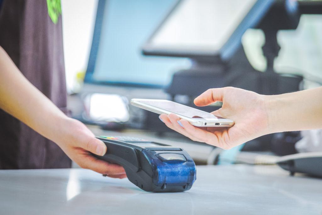Pagamento por dispositivos móveis