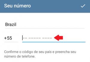 telegram instalação